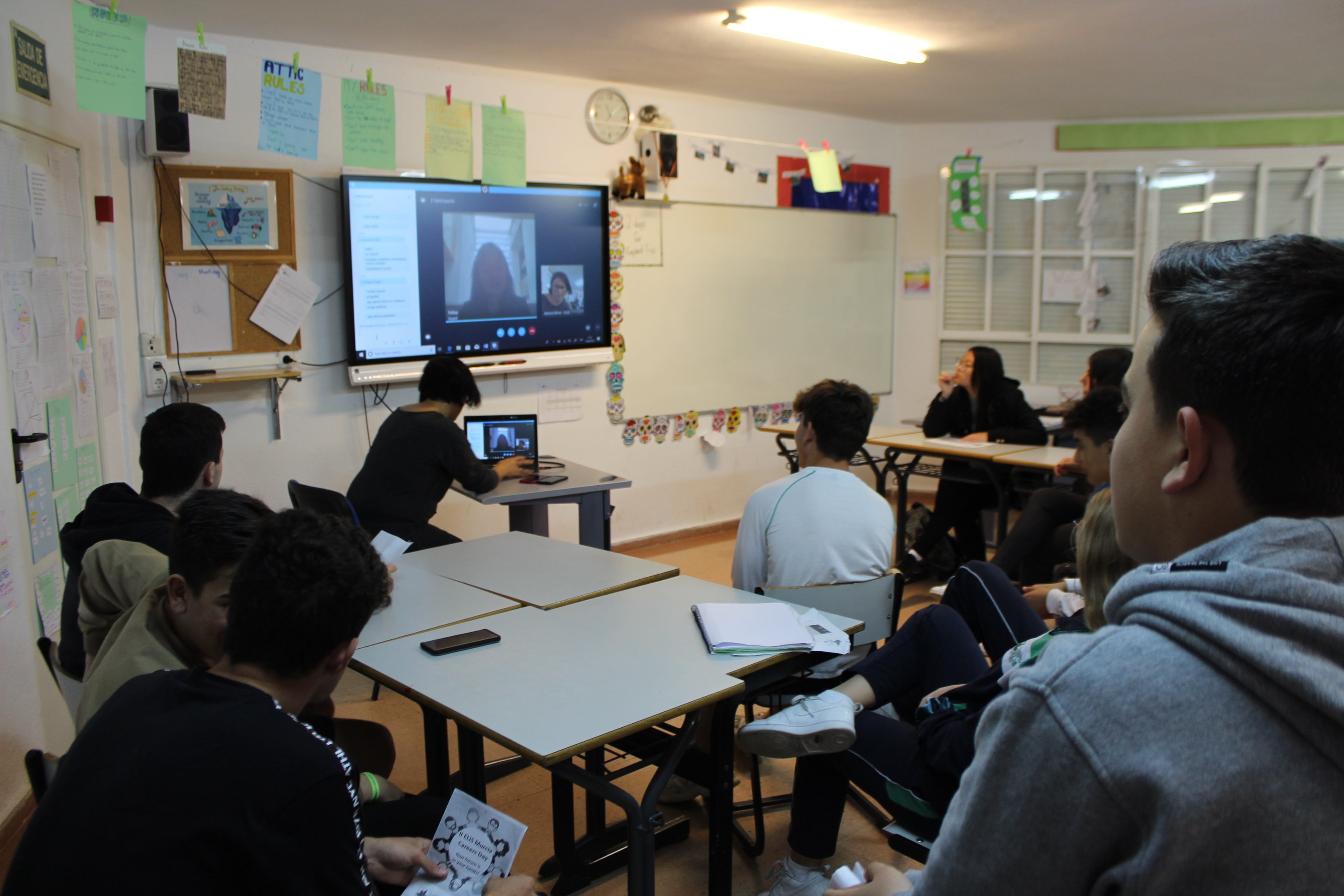 II ELIS Murcia Careers Day (10)