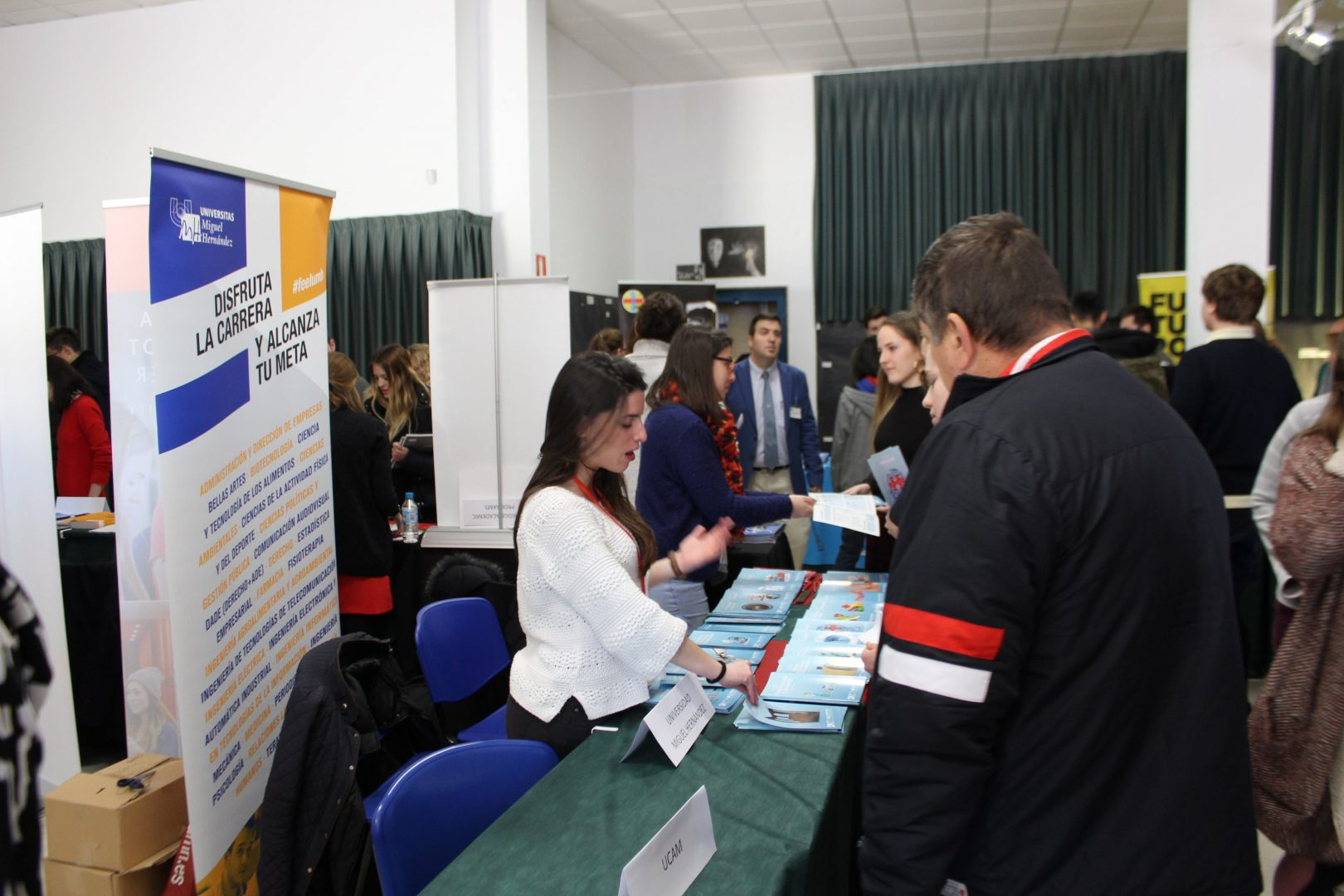 ELIS El Limonar International School Villamartin University Fair Feria Universidades (10)-min