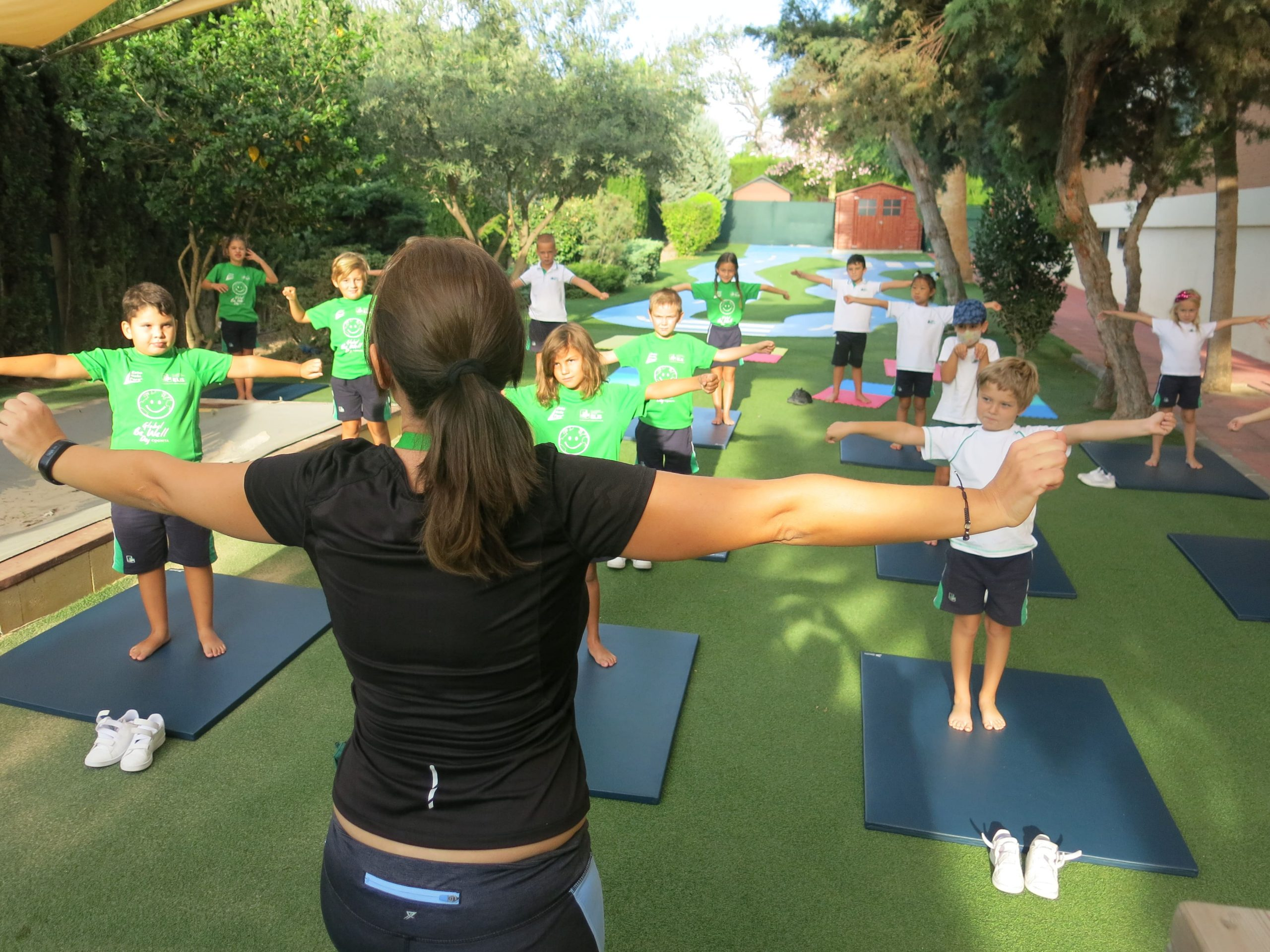 ELIS Villamartín celebrates its commitment to wellbeing with a second Global Be Well Day